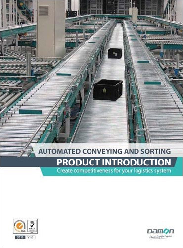 Automated Conveyying & Sorting