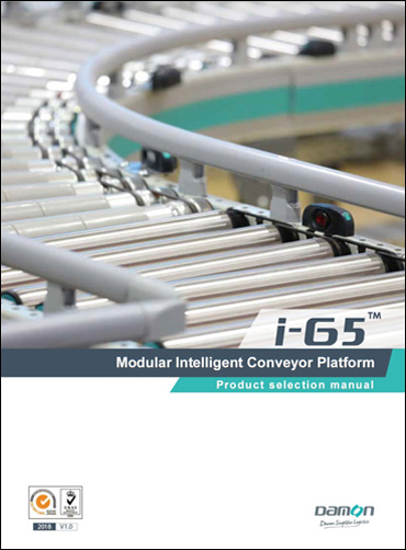 i-G5 Modular Intelligent Conveyor Platform