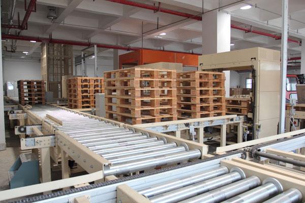 Pallet Roller Conveyors