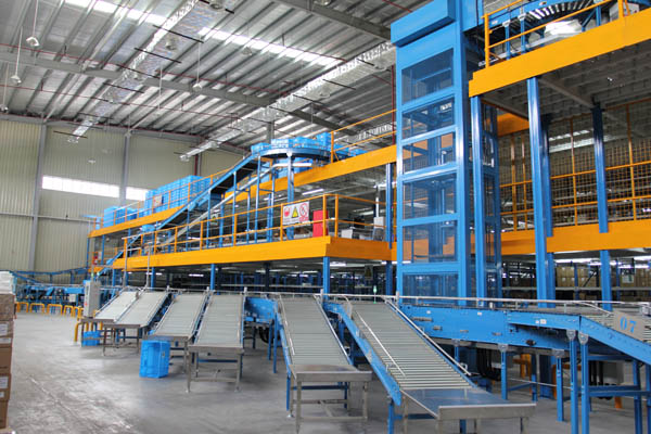 VEF Continuous Vertical Lifts