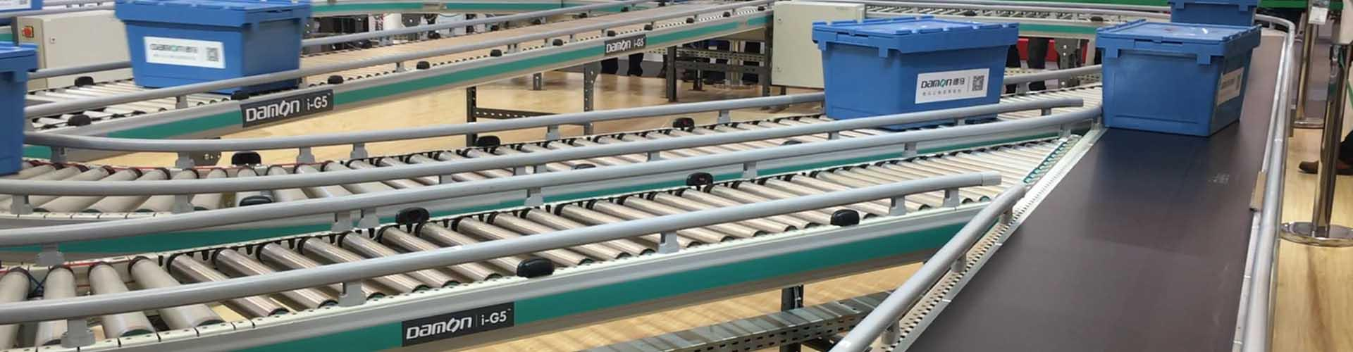 Carton Conveyor Systems