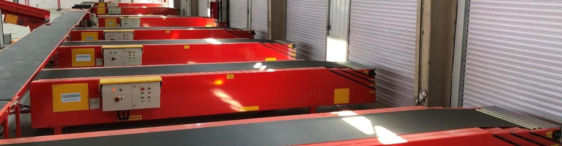 Truck Loading / Unloading