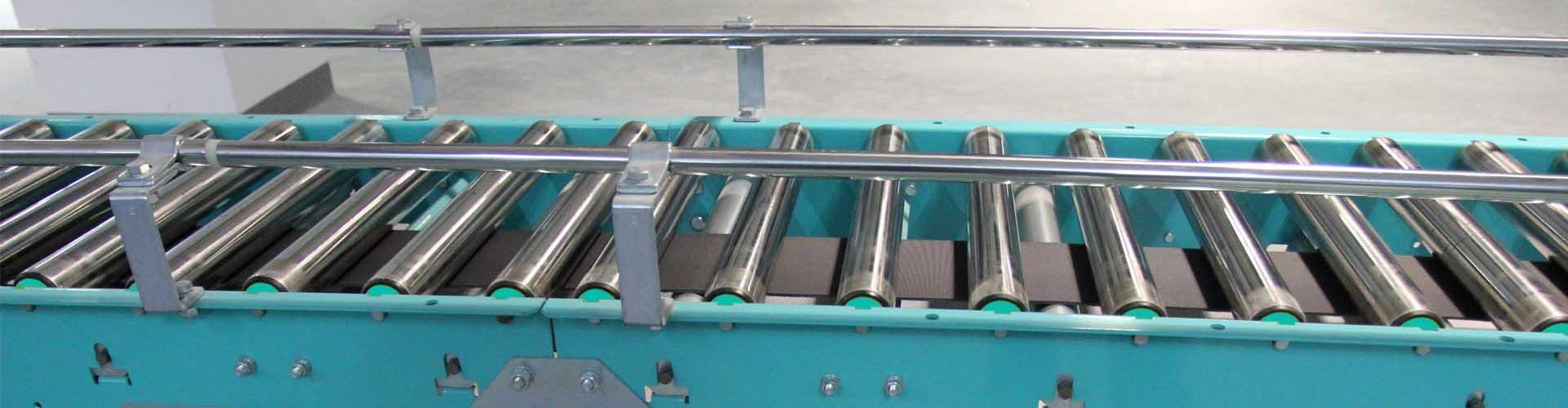 Belt Driven Roller Conveyors