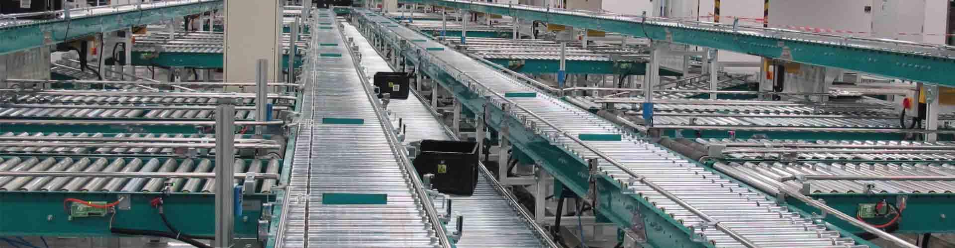 2230 / 2240 Series Single / Double Grooved Conveyor Roller