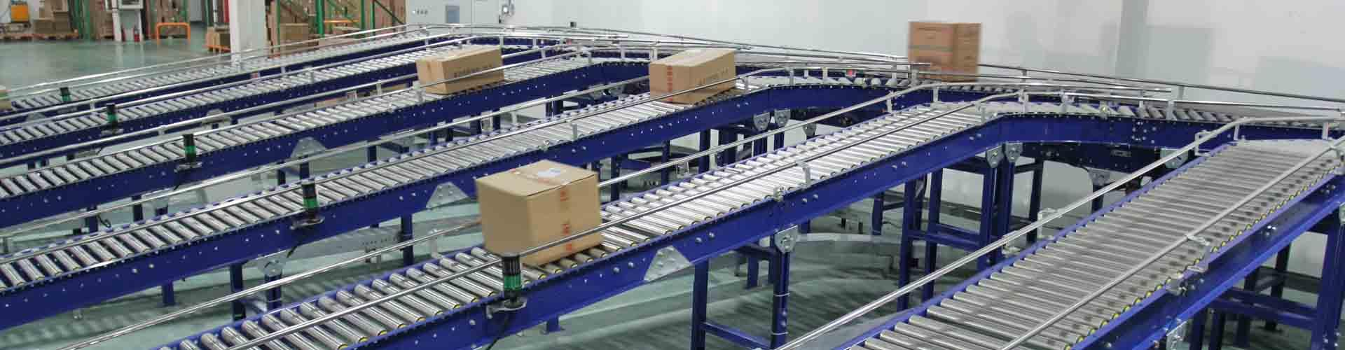 1800 Series Gravity Conveyor Roller
