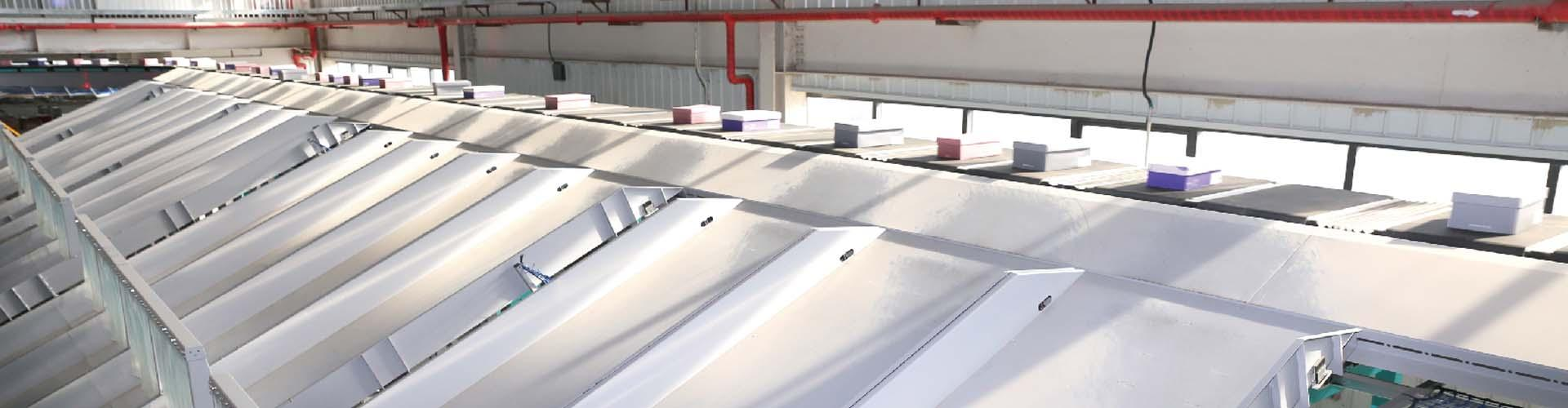 DARE DCBS-S Horizontal Cross Belt Sorter