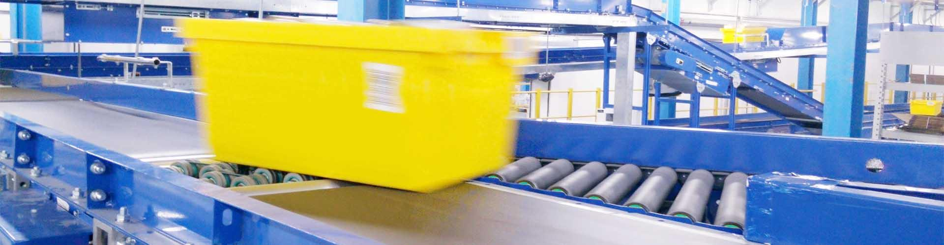 D30-SW Swivel Wheel Sorter