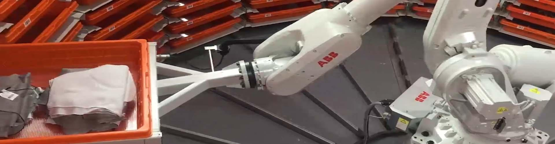 Robot Mini Load