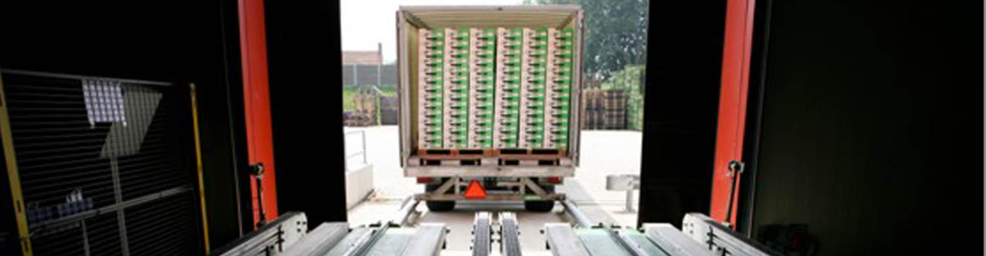Automatic Truck Loading / Unloading Systems
